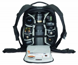 Lowepro Flipside 500 AW Pro DSLR Camera Backpack