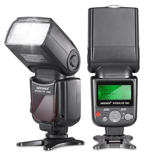 Neewer VK750 II i-TTL Speedlite Flash with LCD Display for Nikon